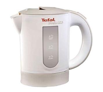 Tefal TravelCity, Blanco - Calentador de agua