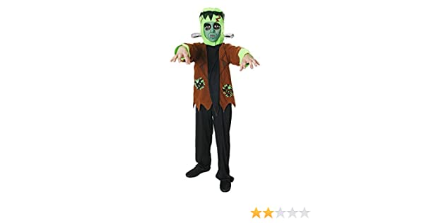 3PCE Monster Childs Halloween Costume Age 7-9 (HB78) (disfraz ...