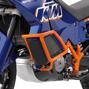 KTM 950/990 Adventure LC8 Crash Bars(Orange)6001206810004