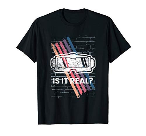 Virtual Reality Tshirt for a VR Gamer T-Shirt