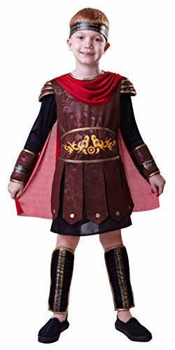 HGM Costumes Roman Gladiator Costume, One Color, Medium