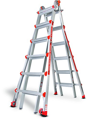 Little Giant 10126LG 300-Pound Duty Rating Ladder System, 26-Foot (Step Ladder 16 Ft)