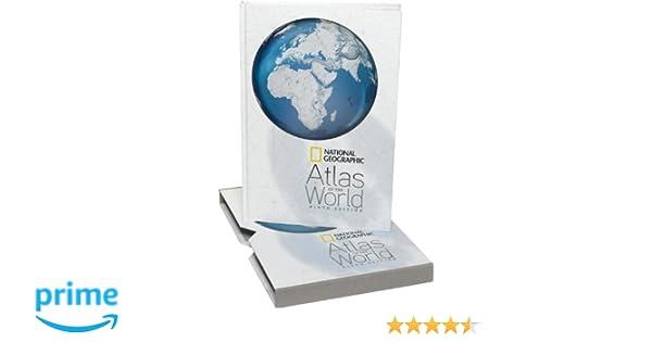 National Geographic Atlas Of The World 9th Ed World Atlas: Amazon.es: National Geographic: Libros en idiomas extranjeros