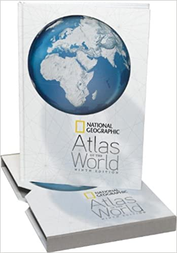 National geographic atlas of the world amazon national national geographic atlas of the world amazon national geographic 9781426206344 books gumiabroncs Choice Image