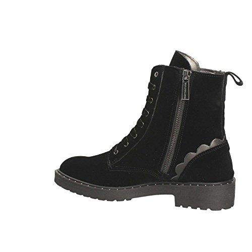 Boots PI18KM1090A000B Women Black Fornarina Ankle q7zdE