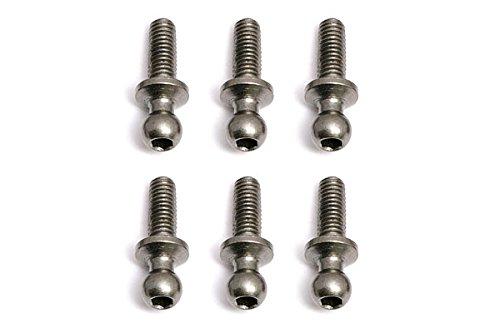 Team Associated AE31284 - Ballstuds, long, 8 mm