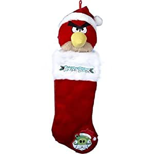 24 angry birds bad piggies plush christmas - Angry birds noel ...