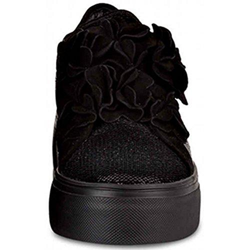 Kennel & Schmenger - Zapatillas de Piel para mujer negro negro