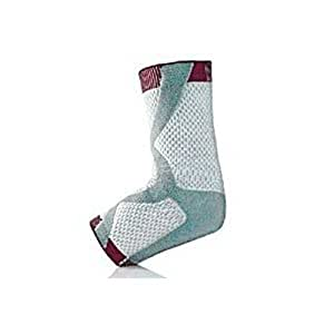 3D Knit Compression Ankle Wrap Support Brace, Pro Lite by FLA Small Left Ankle