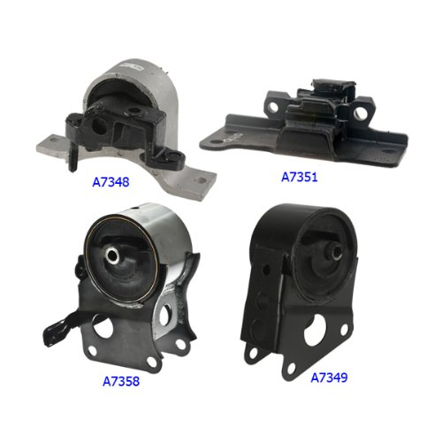 amazon com 2004 2006 nissan maxima 3 5l engine motor trans mount rh amazon com