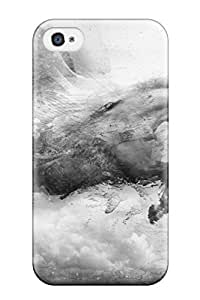 TYH - 6513450K26816761 Iphone 5c Case, Premium Protective Case With Awesome Look - Horse Ride phone case