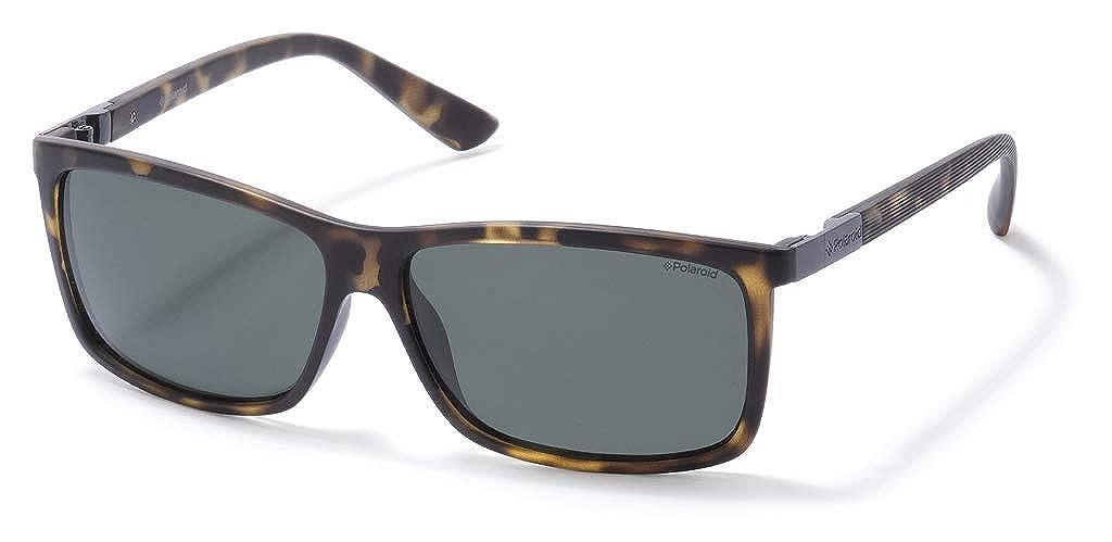 Polaroid - Gafas de sol Rectangulares P8346 para hombre