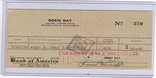 doris-day-signed-bank-of-america-check
