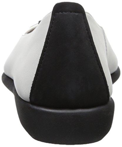 Flat Rise Black Cashmere Nubuck Curry N White Ballet Flexx The Women's TwUxgnYqB