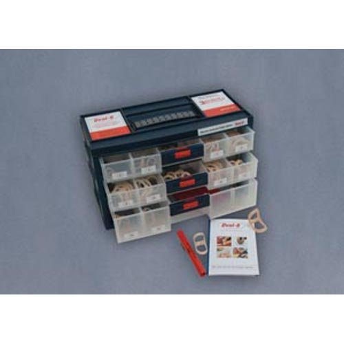 Oval-8 Kit Includes: 44 Splints in Sizes 2 to 15 44 pk