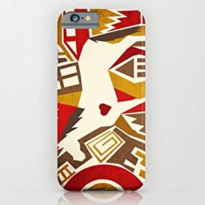 Society6 - Abstract Pattern Unicorn iPhone 6 Case by That's So Unicorny