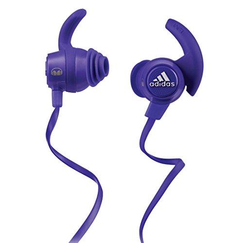 Monster Adidas Originals Performance Response Earbud Headphones, Purple