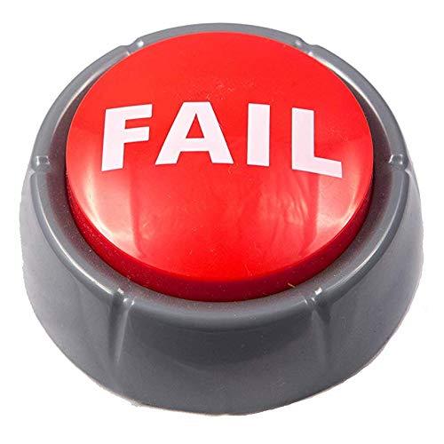 Epic Fail Button | Sad Trombone Sound Effect Button (Batteries Included) by Sound RX (Image #4)