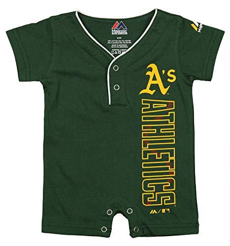Oakland Athletics Baby Creeper Price Compare