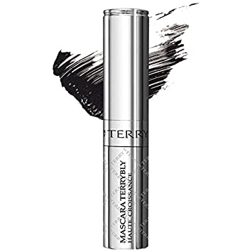 Amazon.com : By Terry Mascara Terrybly - Growth Booster Mascara #1 Black Parti-Pris, 4 ml Beauty To Go Size : Beauty