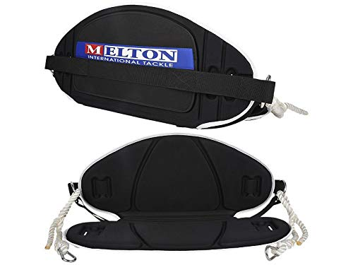 Grander Series Deluxe Bucket Harness - Standard Bucket Harness - Black