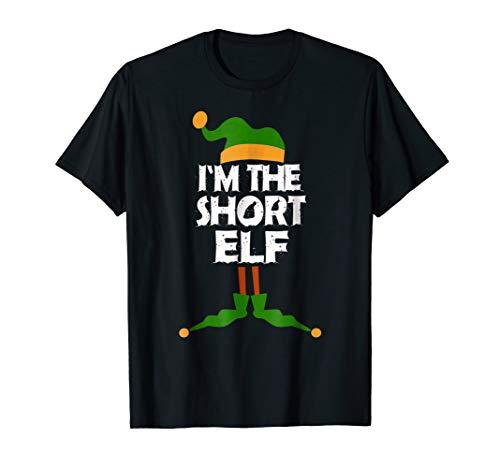 I'm the Short Elf Christmas Costume Gift Set T-Shirt ()