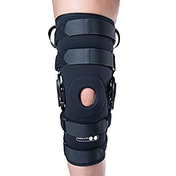 405a32bbb4 Image Unavailable. Image not available for. Color: Ossur Formfit Knee ROM  ...