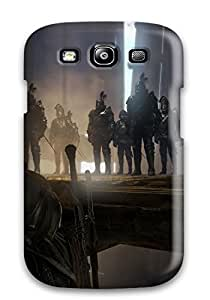 High Grade Laurie Crisci Flexible Tpu Case For Galaxy S3 - The Witcher