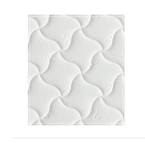 TEENO Luxe Matelas 140×190 cm Luxe Mousse à mémoire Épaisseur 16 cm Gel Mousse HR Confort Équilibré