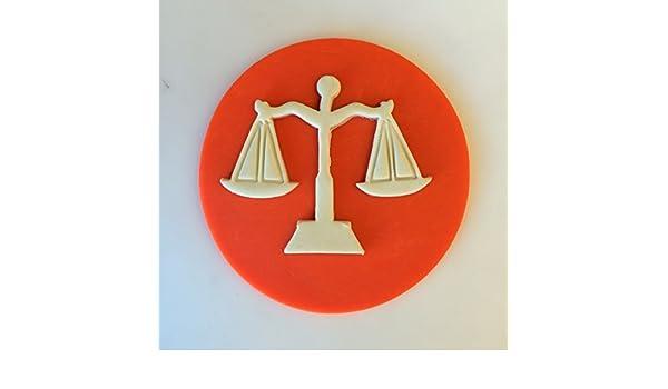 Libra icono Cookie Cutter Set: Amazon.es: Hogar