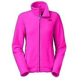 The North Face Women's Khumbu Jacket Luminous Pink/Dramatic Plum X-Small