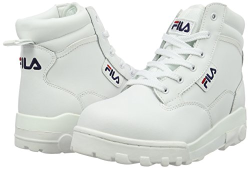 Ginnastica 4010282 Alte Da Bianco Fila White Donna Scarpe bright 6wxZqSvS