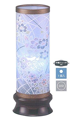 お盆用品灯籠美春2号(鉄仙)レインボーLED(p7-904) B073PT2JQZ