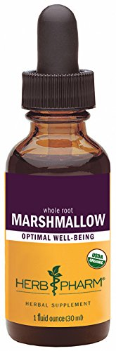 Herb Pharm Certified Organic Marshmallow Extract - 1 Ounce