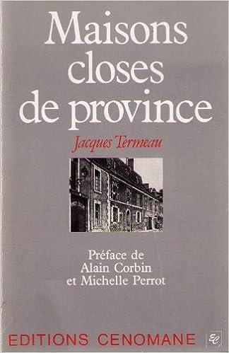 maisons closes de province