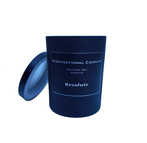 Scentsational Candles Natural Premium Resolute product image
