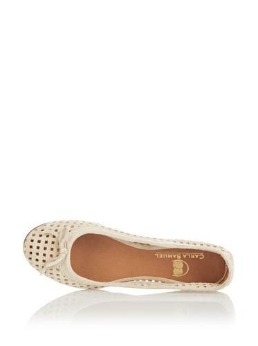 Carla Samuel Women's Ballet Flats beige beige Beige b10xO