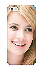 Durable Emma Roberts?wallpaper Back Case/cover For Iphone 5/5s