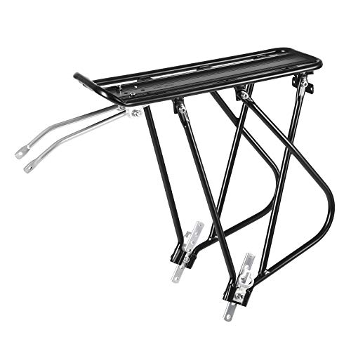SONGMICS Bike Cargo Rack Bicycle Touring Carrier