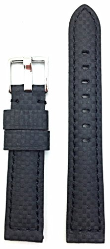 ber Leather Watch Band, High Performance, Heavy Duty, Water Resistant Replacement Wrist Strap That Brings New Life to Any Watch (Mens Standard Length) ()
