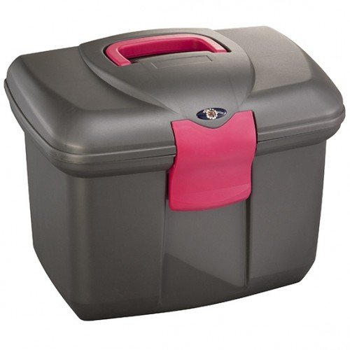 ProTack Large Grooming Box (One Size) (Process Black/Raspberry)