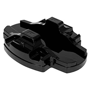 dreamGEAR Dual Charge Dock for PS3 Slim Negro - Base (PS3 Slim, Negro)