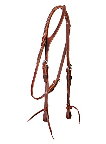 Ear Bridle (Colorado Saddlery The Latigo One Ear Headstall)