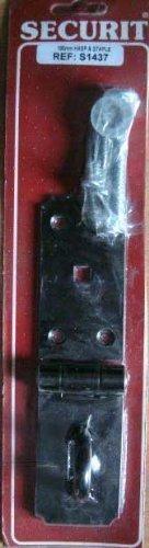 71/10,2cm schwere Sicherheits-Überfalle auf Karte (schwarz)