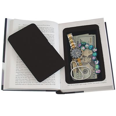 Book Diversion Safe, Hide Valuables in Plain Sight, Available in Wide Variety on Household Products