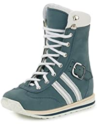 Sprint CP Kids Ankle Support Built-in AFO Brace Combat Boot