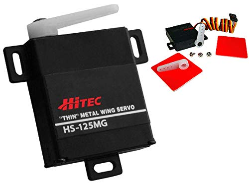 Hitec RCD 125MG Micro Thin Wing Servo