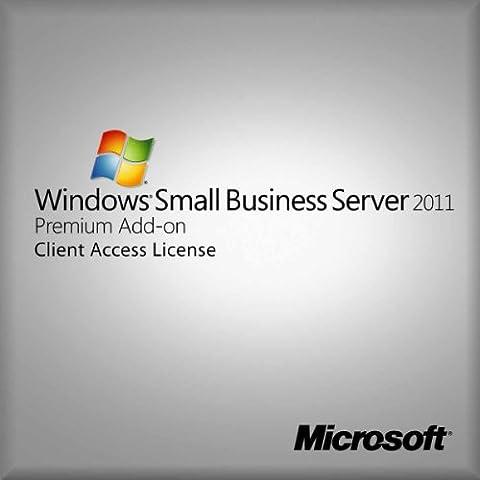 Windows Small Business Server 2011 Premium Add-on CAL (1 User) (Office Small Business Premium)