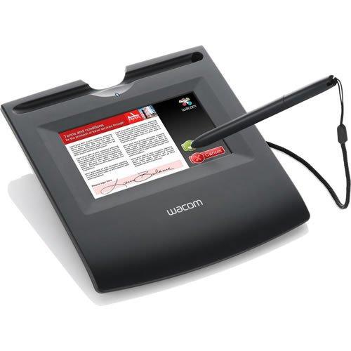 Wacom STU520 Color Signature Tablet