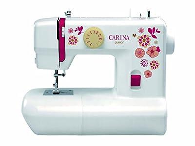 Carina 1041 Junior Nähmaschine : Für Einsteiger und Kinder